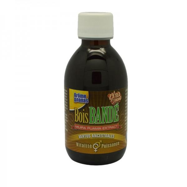 Bandaged wood syrup - various aromas